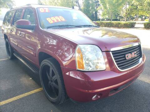 2007 GMC Yukon XL for sale at Low Price Auto and Truck Sales, LLC in Salem OR
