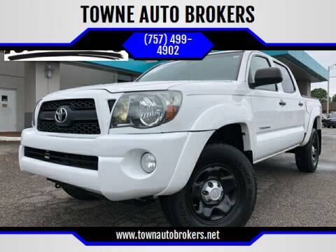 2009 Toyota Tacoma for sale at TOWNE AUTO BROKERS in Virginia Beach VA