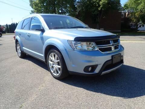 2013 Dodge Journey for sale at Marvel Automotive Inc. in Big Rapids MI