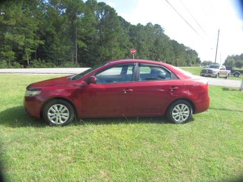 2011 Kia Forte for sale at Ward's Motorsports in Pensacola FL