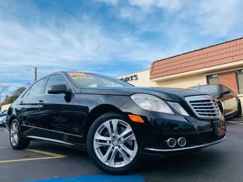 2011 Mercedes-Benz E-Class for sale at Alpha AutoSports in Roseville CA