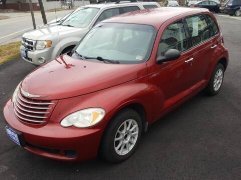 2006 Chrysler PT Cruiser for sale at Premier Auto Sales Inc. in Newport News VA