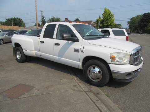 2008 Dodge Ram Pickup 3500 for sale at Car Link Auto Sales LLC in Marysville WA