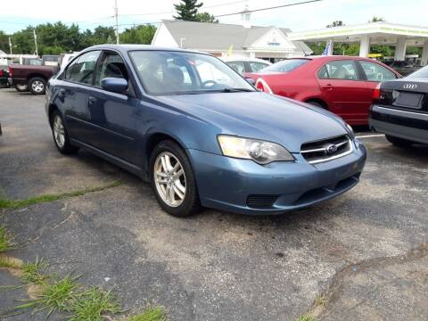 2005 Subaru Legacy for sale at Plaistow Auto Group in Plaistow NH