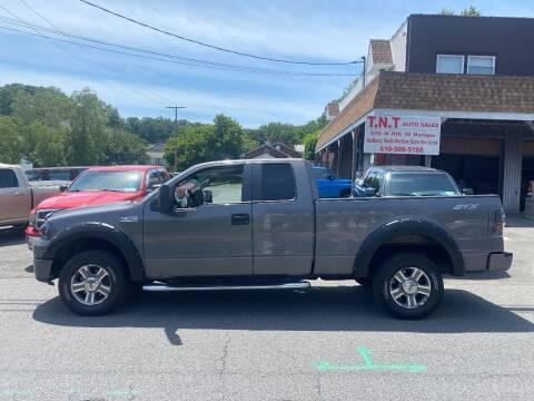 2008 Ford F-150 for sale at TNT Auto Sales in Bangor PA