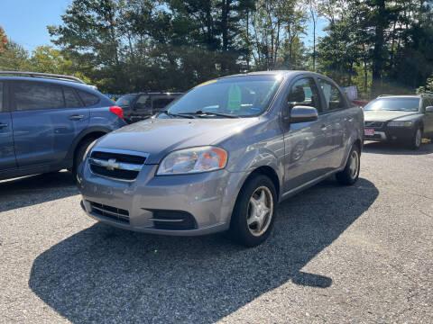 2010 Chevrolet Aveo for sale at Brilliant Motors in Topsham ME