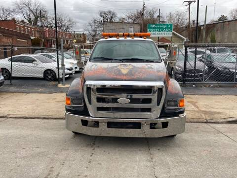 2006 Ford F-650 Super Duty for sale at Murrays Used Cars in Baltimore MD