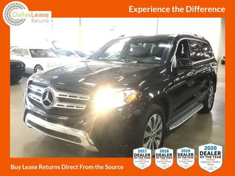 2018 Mercedes-Benz GLS for sale at Dallas Auto Finance in Dallas TX