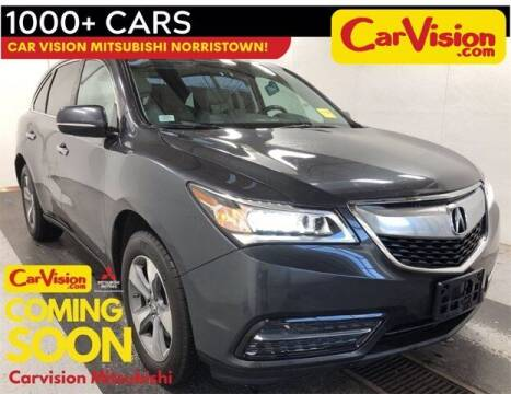 2015 Acura MDX for sale at Car Vision Buying Center in Norristown PA