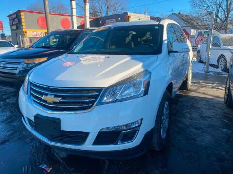 2014 Chevrolet Traverse for sale at Matthew's Stop & Look Auto Sales in Detroit MI