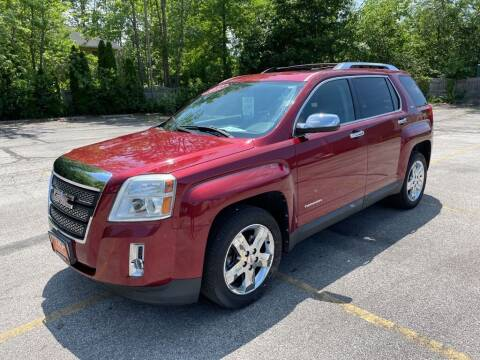 2012 GMC Terrain for sale at TKP Auto Sales in Eastlake OH