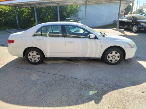 2005 Honda Accord for sale at Midwest Autopark in Kansas City MO