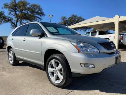 2005 Lexus RX 330 for sale at Thornhill Motor Company in Hudson Oaks, TX