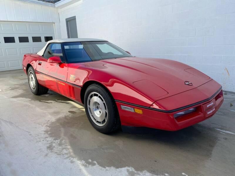 1986 Chevrolet Corvette for sale at BOLLING'S AUTO in Bristol TN
