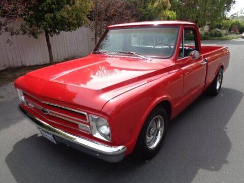 1971 Chevrolet C/K 10 Series for sale at Boktor Motors in North Hollywood CA