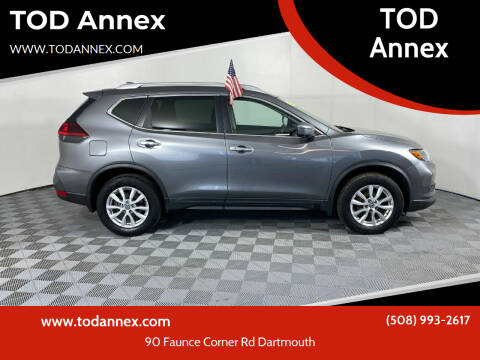 2018 Nissan Rogue for sale at TOD Annex in North Dartmouth MA