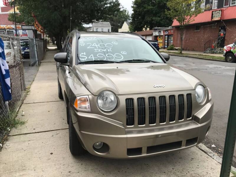 2007 Jeep Compass for sale at Chambers Auto Sales LLC in Trenton NJ