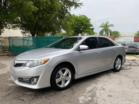 2014 Toyota Camry for sale at Florida Automobile Outlet in Miami FL