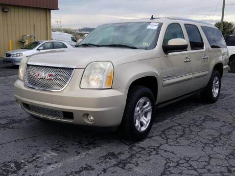 2007 GMC Yukon XL for sale at Cj king of car loans/JJ's Best Auto Sales in Troy MI