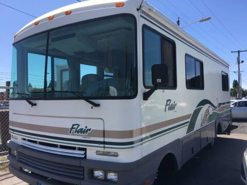 1998 Chevrolet Motorhome Chassis for sale at Universal Auto INC in Salem OR