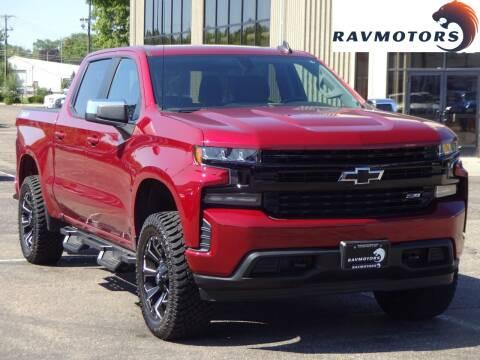 2019 Chevrolet Silverado 1500 for sale at RAVMOTORS 2 in Crystal MN