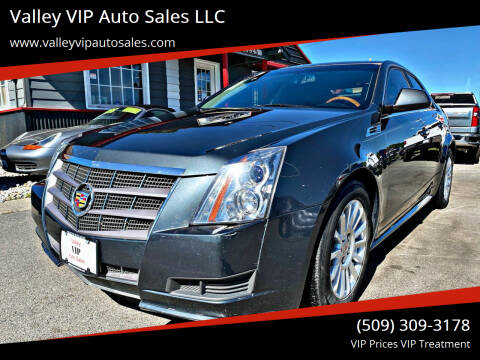 2010 Cadillac CTS for sale at Valley VIP Auto Sales LLC in Spokane Valley WA
