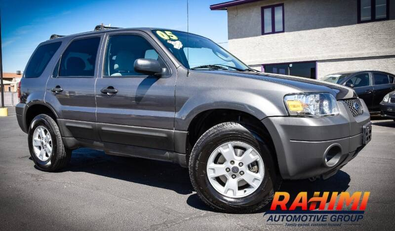 2005 Ford Escape for sale at Rahimi Automotive Group in Yuma AZ