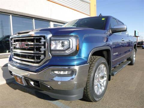 2017 GMC Sierra 1500 for sale at Torgerson Auto Center in Bismarck ND