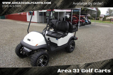 2021 Club Car Villager 4 Lifted Gas EFI for sale at Area 31 Golf Carts - Gas 4 Passenger in Acme PA