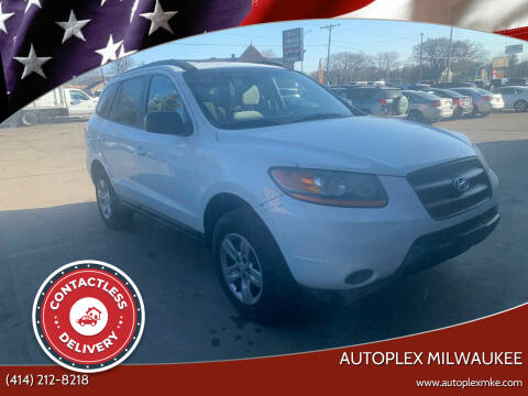 2009 Hyundai Santa Fe for sale at Autoplex 2 in Milwaukee WI
