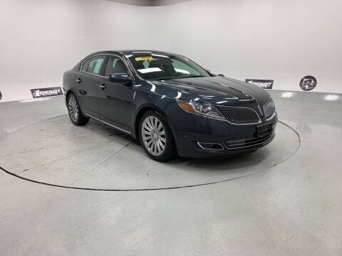 2013 Lincoln MKS for sale at Cj king of car loans/JJ's Best Auto Sales in Troy MI