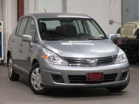 2010 Nissan Versa for sale at CarPlex in Manassas VA