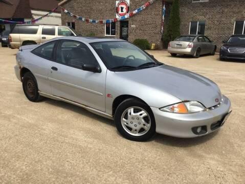 2000 Chevrolet Cavalier for sale at Big Man Motors in Farmington MN