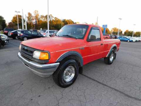 1993 Ford Ranger for sale at Paniagua Auto Mall in Dalton GA