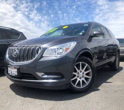 2014 Buick Enclave for sale at LUGO AUTO GROUP in Sacramento CA