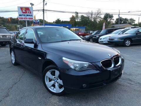 2006 BMW 5 Series for sale at KB Auto Mall LLC in Akron OH