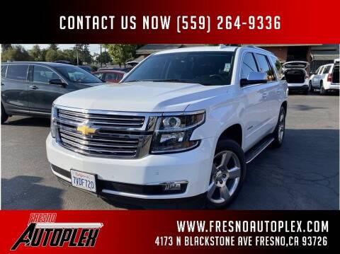 2015 Chevrolet Tahoe for sale at Carros Usados Fresno in Clovis CA