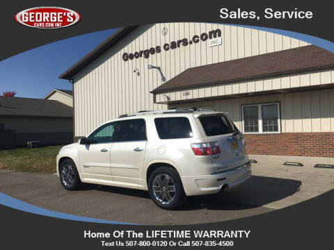 2011 GMC Acadia for sale at GEORGE'S CARS.COM INC in Waseca MN