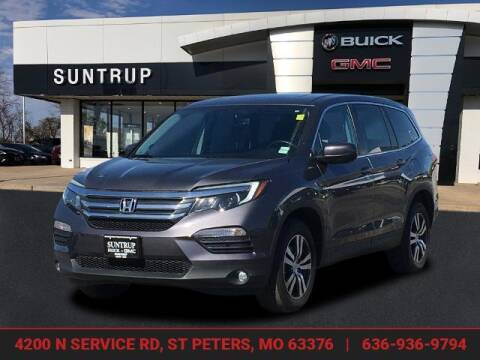 2018 Honda Pilot for sale at SUNTRUP BUICK GMC in Saint Peters MO