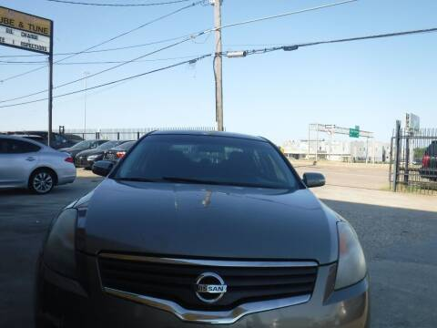 2008 Nissan Altima for sale at N & A Metro Motors in Dallas TX