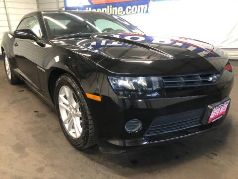 2014 Chevrolet Camaro for sale at Auto Rite in Cleveland OH