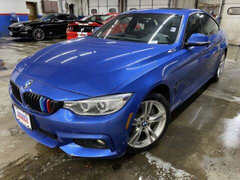 2017 BMW 4 Series for sale at Sonias Auto Sales in Worcester MA
