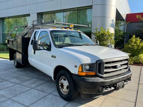 2001 Ford F-350 Super Duty for sale at Top Motors in San Jose CA