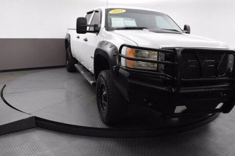 2011 GMC Sierra 2500HD for sale at Hickory Used Car Superstore in Hickory NC