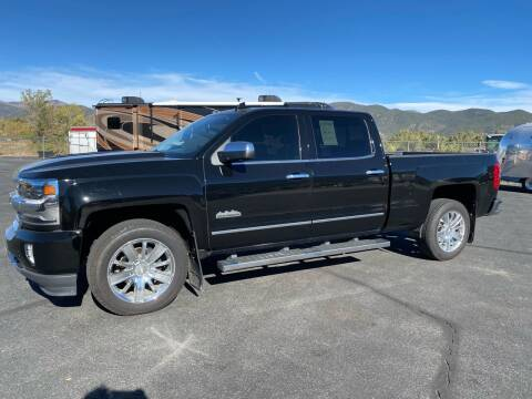 2018 Chevrolet Silverado 1500 for sale at Salida Auto Sales in Salida CO