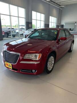 2013 Chrysler 300 for sale at Tom Peacock Nissan (i45used.com) in Houston TX