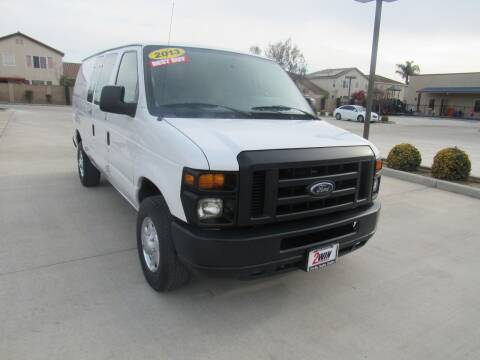 2013 Ford E-Series Cargo for sale at 2Win Auto Sales Inc in Oakdale CA