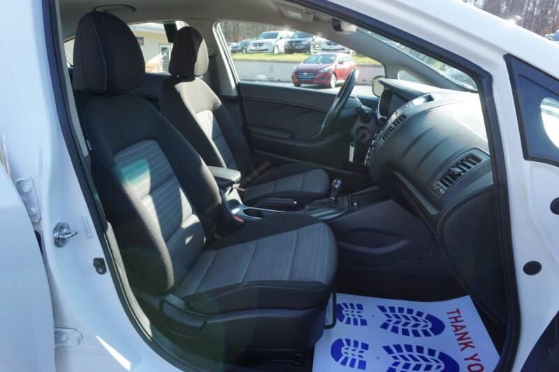 2015 Kia Forte EX 4dr Sedan - Mount Vernon OH