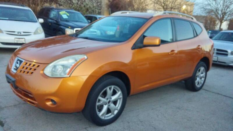 2008 Nissan Rogue for sale at Carspot Auto Sales in Sacramento CA