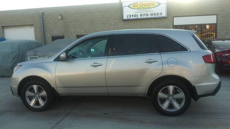 2012 Acura MDX SH-AWD 4dr SUV - Hawthorne CA
